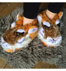 Chaussons tigre