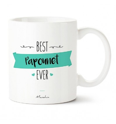 Mug - Best papounet ever