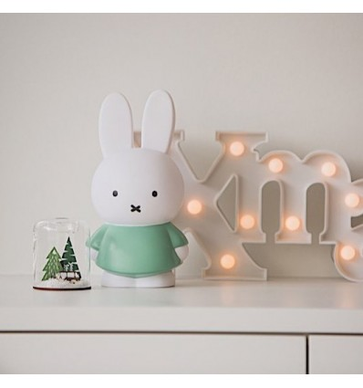 Tirelire Miffy le lapin