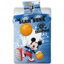 Parure de lit Mickey basketball - Disney